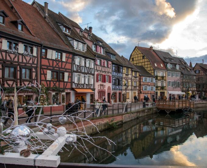 Ciel Strasbourg paysage Colmar