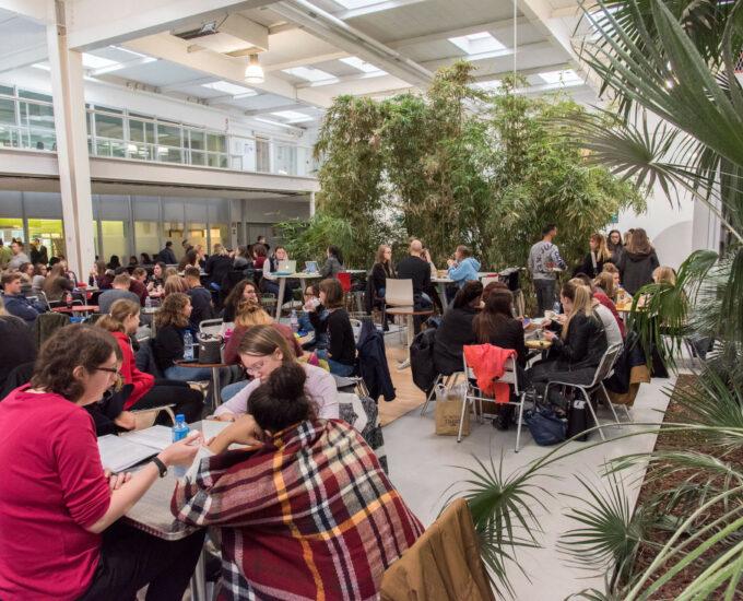 Ciel Strasbourg étudiants internationnal