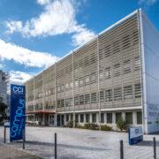 Ciel Strasbourg extérieur campus