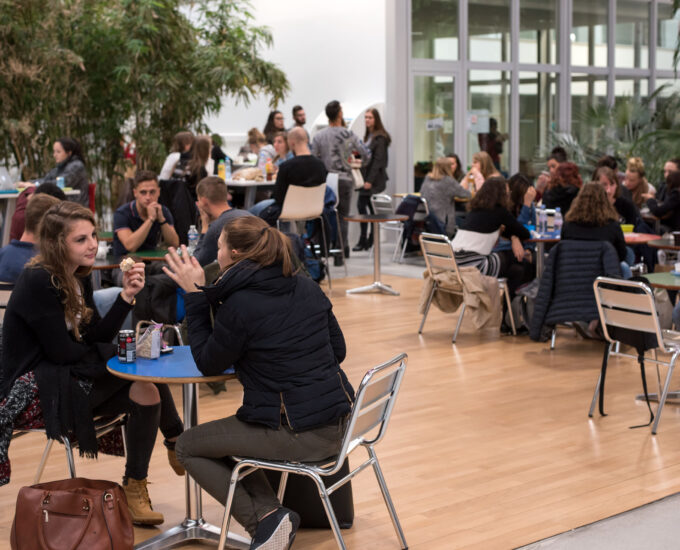 Cafeteria Ciel Strasbourg
